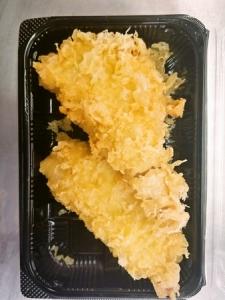 金目鯛天ぷら加工