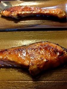 鮭しょうゆみりん