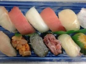 春の厳選握り寿司