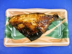 つぼ鯛の照り焼き